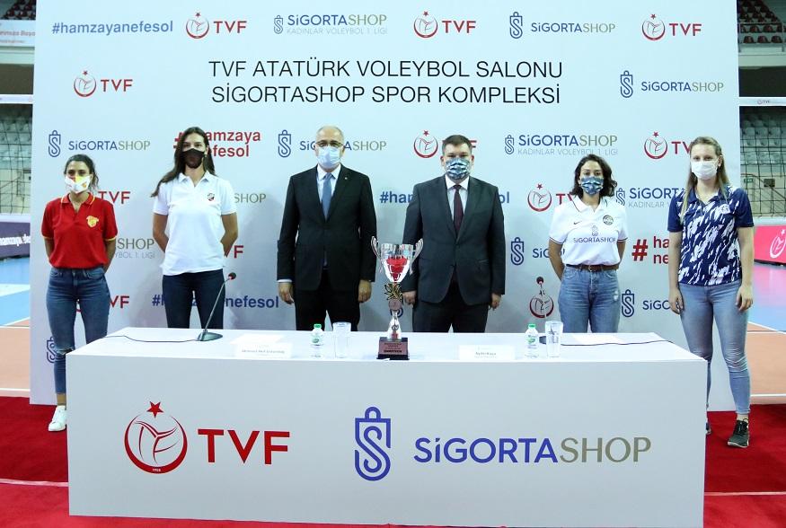 Hamza'ya Nefes Ol Turnuvası'nın Basın Toplantısı Gerçekleştirildi